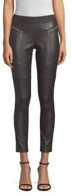 MICHAEL Michael Kors Zip Moto Leggings