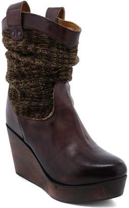 Bed Stu Bruges Leather Bootie