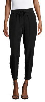 EquipmentSolid Silk Track Pants