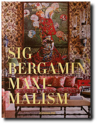 "Assouline Publishing Maximalism"" Book by Sig Bergamin"