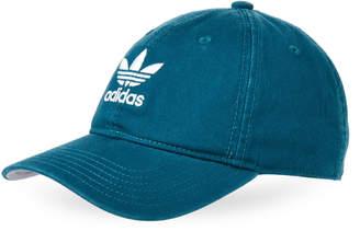 adidas Teal Originals Relaxed Strapback Cap