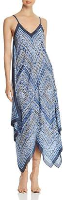 Nic+Zoe Scarf Print Maxi Dress - 100% Exclusive