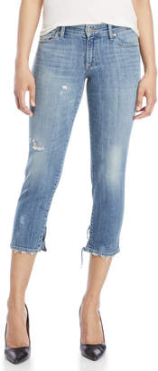 Lucky Brand Halls Crossing Sweet Cropped Jeans