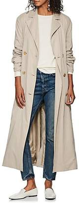 The Row Women's Norza Trench Coat - Warm Gray