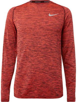 Nike Running Dri-fit Knit Top