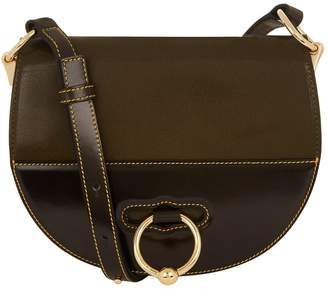 J.W.Anderson Medium Leather Latch Saddle Bag