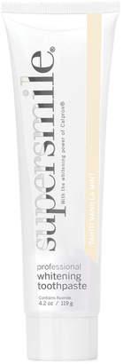 Supersmile Professional Whitening Toothpaste, 4.2-oz.