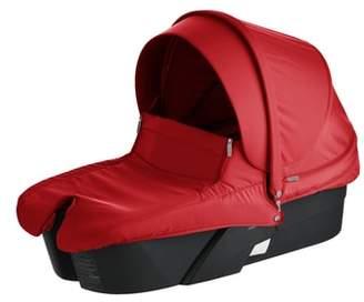 Stokke Xplory(R) Black Frame Stroller Carry Cot