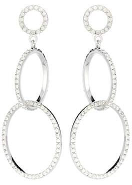Isabel Marant Hoop drop earrings