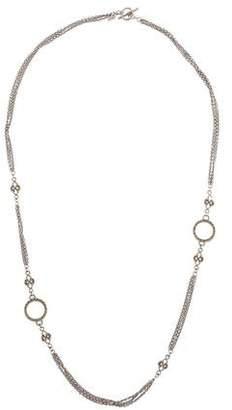 Armenta Diamond Station Necklace