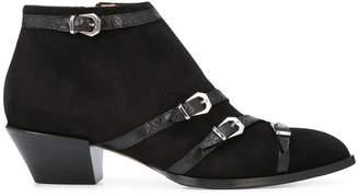 Alexa Wagner Vanessa boots