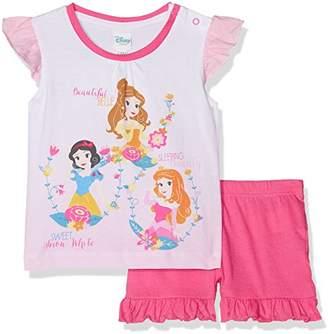 Disney Baby Girls' 45391L/AZ Playsuit, (Azalea Pink 559)