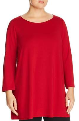 Eileen Fisher Plus Swing Tunic