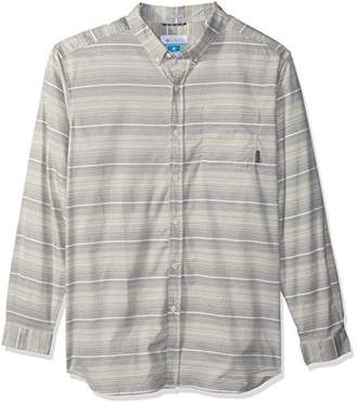 Columbia Men's Cooper Lake Big & Tall Long Sleeve Shirt