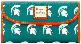Dooney & Bourke Michigan State Spartans Clutch