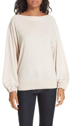 Brochu Walker Dakota Silk Blend Sweater