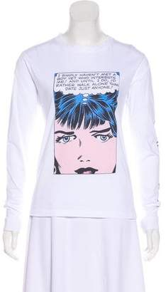 Olympia Le-Tan Graphic Tee