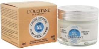 L'Occitane 1.7Oz Shea Butter Light Comforting Cream