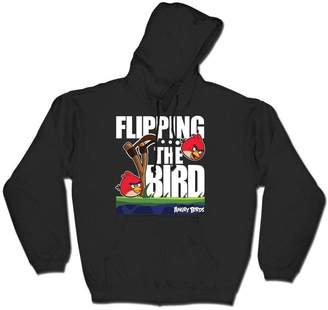 Fifth Sun AGM626-H Angry Birds Flipping The Bird Pullover Hoody M