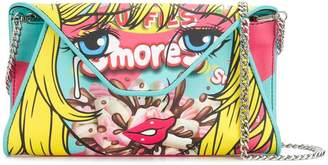 Moschino S'more shoulder bag