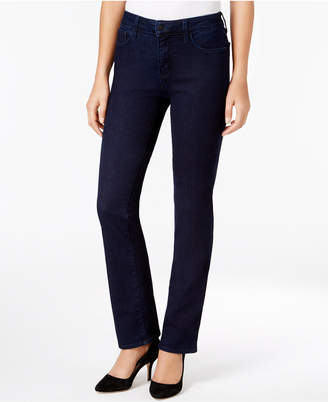 NYDJ Marilyn Tummy-Control Straight-Leg Jeans, In Regular & Petite Sizes