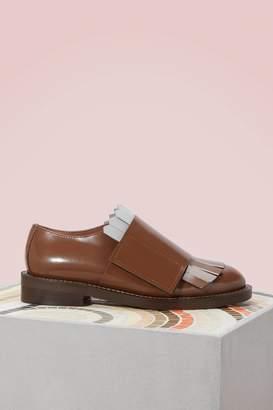 Marni Fringed shoes