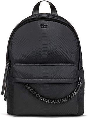 Victoria's Secret Victorias Secret Nylon Python City Backpack