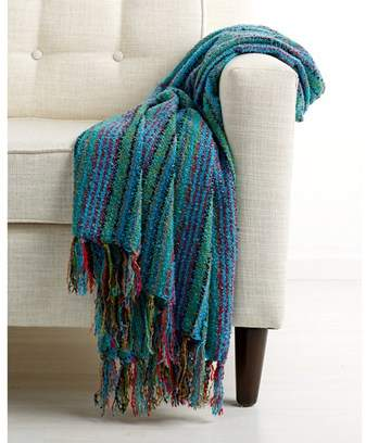 Melange Home Boucle Knit Throw