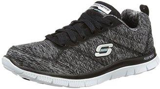 Skechers Sport Women's Pretty Please Flex Appeal Fashion Sneaker $39.99 thestylecure.com