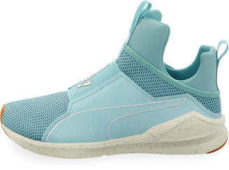 440ae8657452 Puma Fierce Solstice Shimmer Suede High-Cut Sneakers