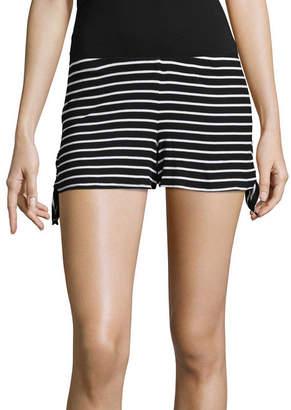 Flirtitude Juniors Pajama Shorts