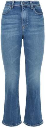 Flared Grind Flex Jeans