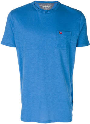 Napapijri chest pocket T-shirt