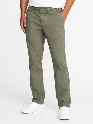 Old Navy Straight Broken-In Khakis for Men