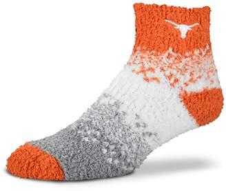 For Bare Feet Women's Texas Longhorns Marquee Sleep Socks