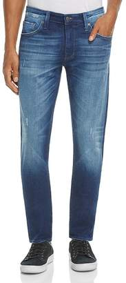 Mavi Jeans Jake Brooklyn Slim Straight Fit Jeans in Blue