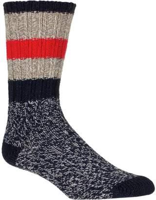 Woolrich Merino Stripe Sock - Men's