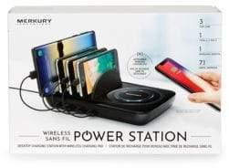Wireless Power Station