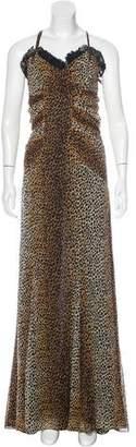 Dolce & Gabbana Silk Maxi Dress