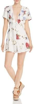 Show Me Your Mumu Florence Floral Mini Dress