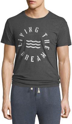 Sol Angeles Men's Living the Dream Printed Tee