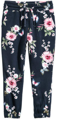 H&M Pull-on Pants - Blue