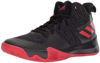 adidas Men's Explosive Flash Basketball Shoe