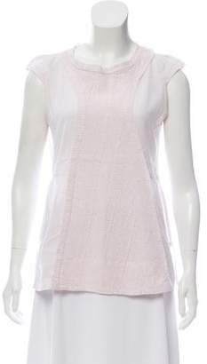 Marc by Marc Jacobs Embellished Sleeveless Top
