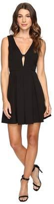 Brigitte Bailey Nia Pleated Tank Dress Women's Dress