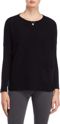 Forte Cashmere Boatneck Cashmere Sweater