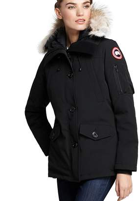 Canada Goose Montebello Fur-Trimmed Down Parka