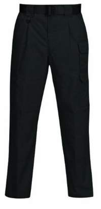 Propper Men's Canvas Tactical Pant, Black, 42 x 36