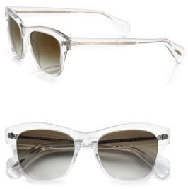 Oliver Peoples Sofee 53MM Polarized Square Sunglasses