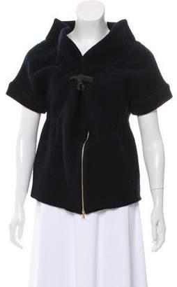 Marni Wool Short Sleeve Jacket